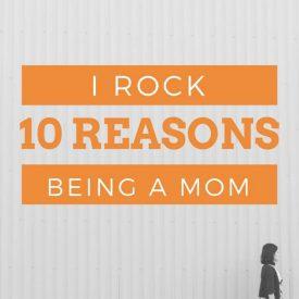 I'm gonna Rock this Motherhood Challenge like it's 1999!